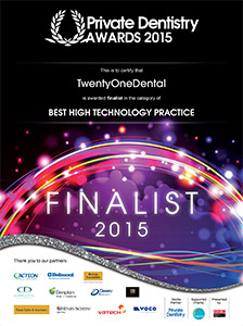 FINALIST - Best High Technology Practice