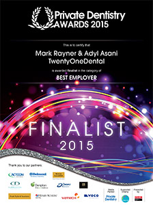 FINALIST - Best Employer