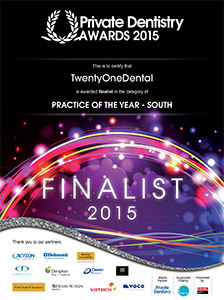 FINALIST - Practice of the Year - South