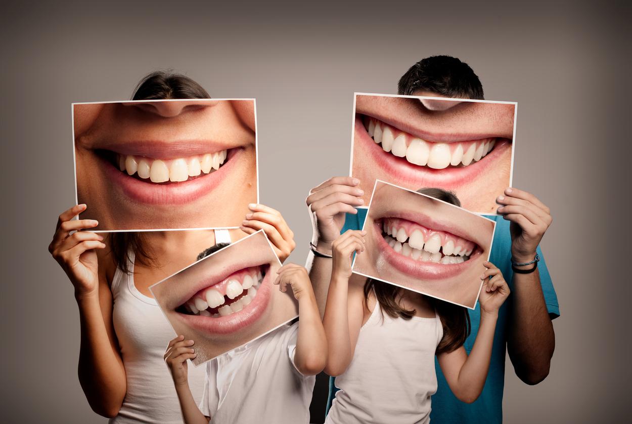 Smile Album Twenty One dental clinic dentist New Church Road Brighton Hove